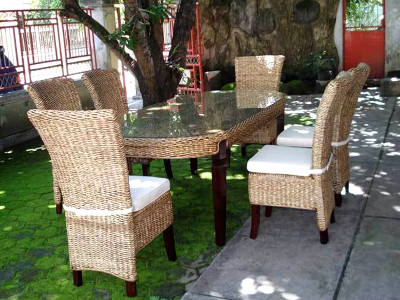 Rattan Furniture: The Excess