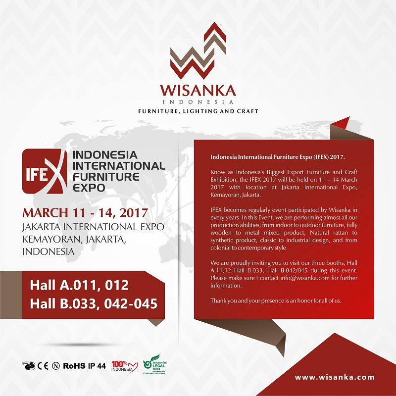 Invitation, WISANKA on IFEX 2017