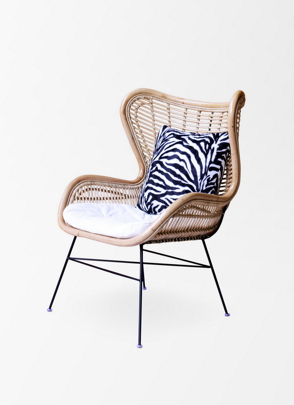 Mix and Match: Wicker Furniture
