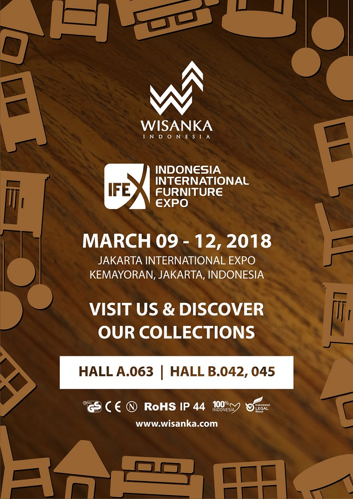 Invitation, WISANKA on IFEX 2018