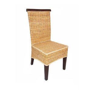 Sheila Rattan Dining Chair
