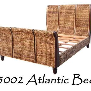 Atlantic Rattan Bed