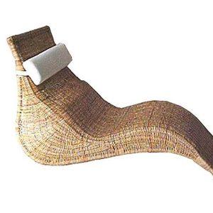 Casrona Wicker Lazy Chair
