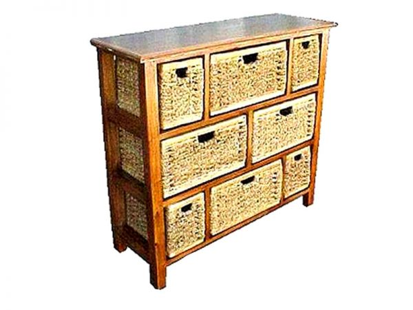 Nesta Wicker Drawer