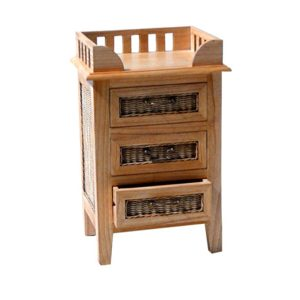 Rosemary Rattan Drawer