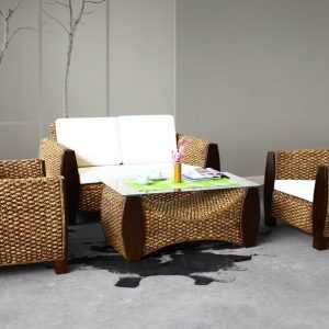 Cellini Wicker Living Set