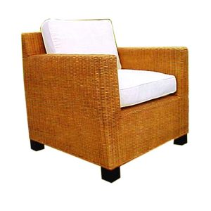 Nana Rattan Arm Chair