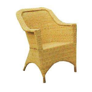 Belina Wicker Arm Chair