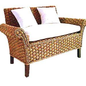 Carusel Wicker Sofa 2 Seaters