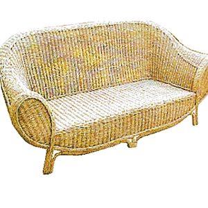 Jakarta Wicker Sofa 2 Seaters