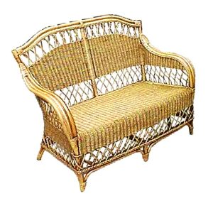 Monaska Rattan Sofa 2 Seaters