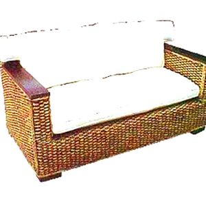 Napoli Wicker Sofa 2 Seaters