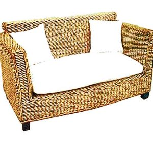 Panama Wicker Sofa 2 Seaters