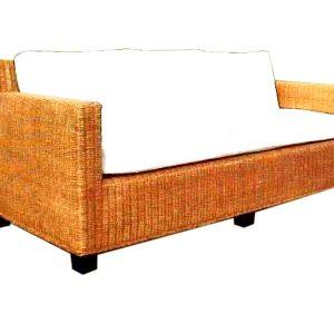 Nana Rattan Sofa 3 Seaters
