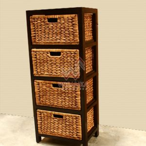 Chloe Wicker Chest