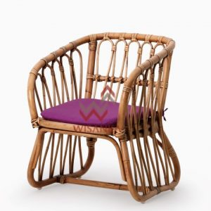 Fly Rattan Children Chair