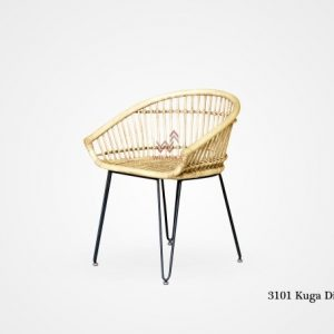 Kuga Rattan Dining Chair