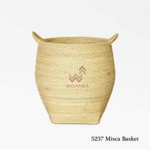 Misca Rattan Basket