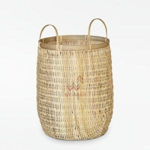 Novella Rattan Basket Natural Color