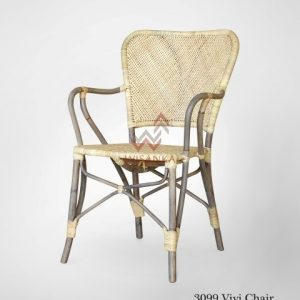 Vivi Rattan Arm Chair
