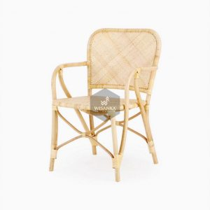Vivi Rattan Dining Chair