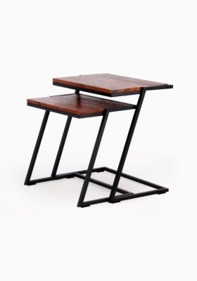 Zeta Wooden Nest Table