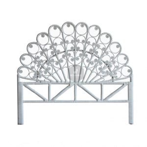Respaldo Cloud Rattan Headboard