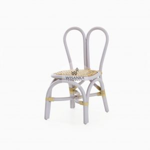 Kawa Kids Rattan Chair