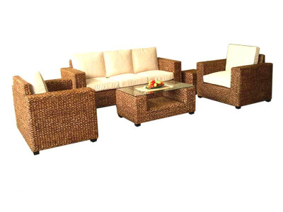 Kastila Wicker Living Set