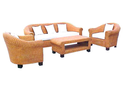 Arizona Rattan Living Set