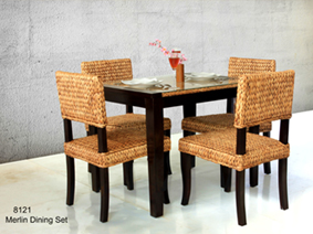 Merlin Dining Set