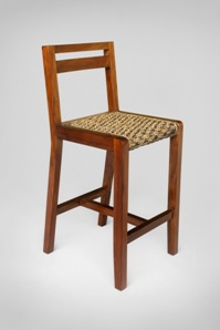 Ellena Wicker Barstool