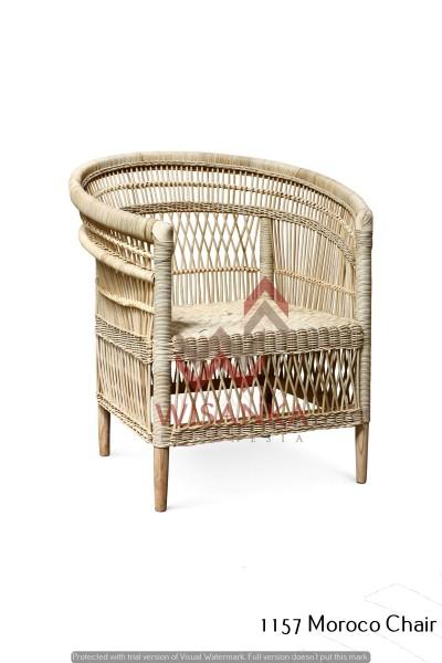 Morroco Rattan Chair