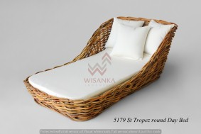 St Tropez Cane Day Bed