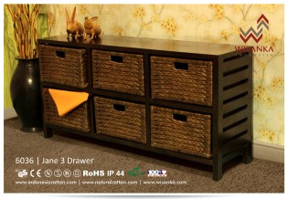 Jane 6 Drawers