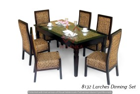 Larches Dinning Set