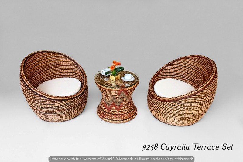 Cayratia Terrace Set