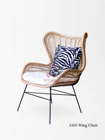 Wings Rattan Chair