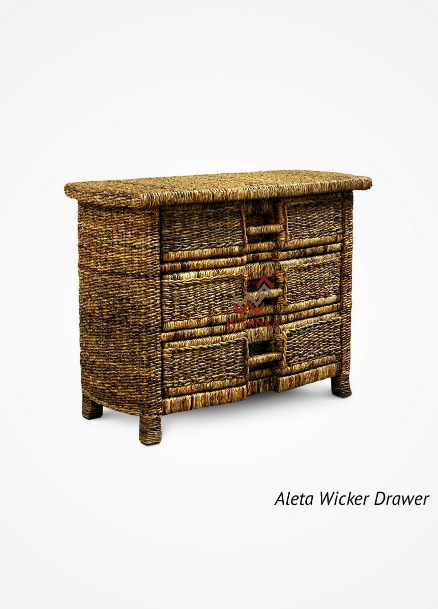 Aleta Wicker Drawer