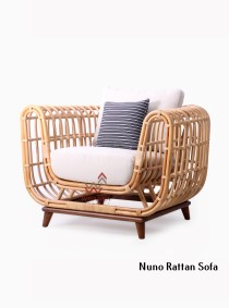 Nuno Rattan Arm Chair