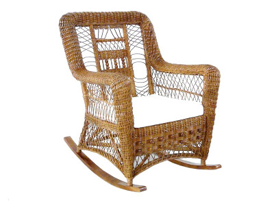 Sofia Rattan Arm Chair