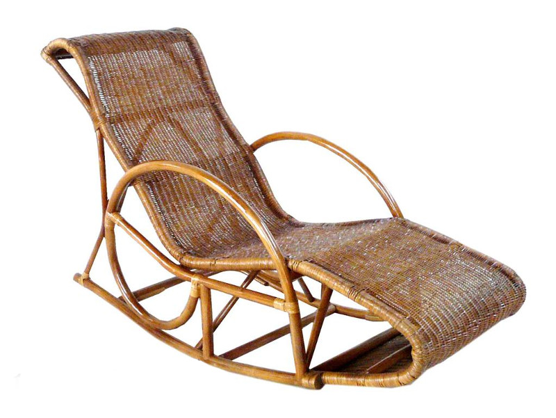 Julia Rattan Arm Chair