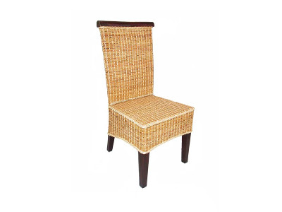 Sheila Rattan Dining Chair