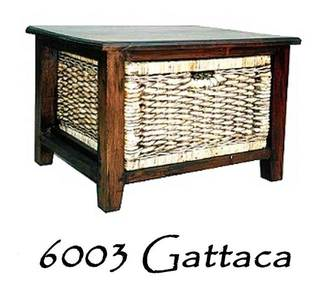 Gattaca Wicker Drawers