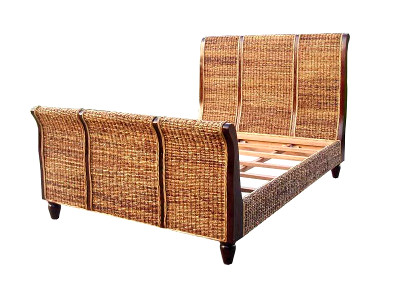 Atlantic Wicker Bed