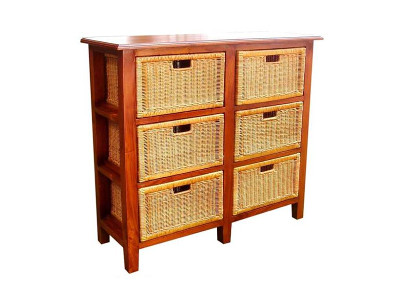 Cordoba Rattan Drawer