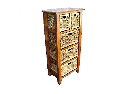Gracia Wicker Drawer