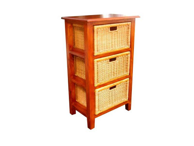 Lovena Rattan Drawer