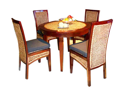 Dining Set Indonesia Rattan Rattan Furniture Wholesale