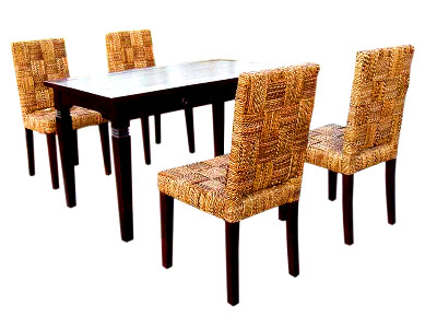 Mike Wicker Dining Set